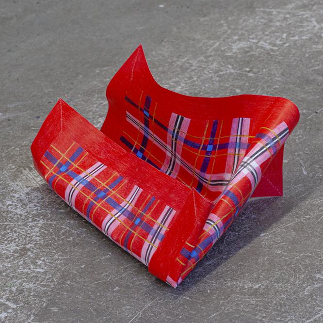 Rotes Taschentuch